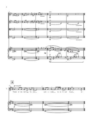 Ian Venables: Remember This (Score): Mixed Choir