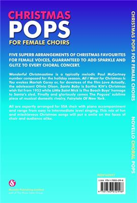 Christmas Pops for Female Choirs