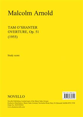 Malcolm Arnold: Tam O'Shanter Overture Op.51: Orchestra