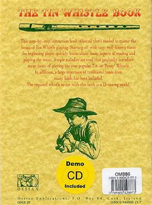 Tom Maguire: The Tin Whistle Book (CD Edition): World- and Folk instruments