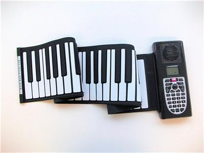 Pure Tone: Roll-Up Piano: Piano or Keyboard