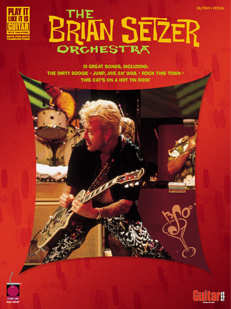 Brian Setzer The Brian Setzer Orchestra Guitar Solo