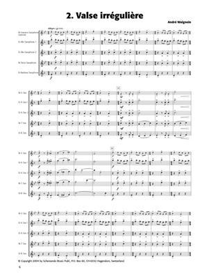 André Waignein: Saxophone Rendez-Vous: Saxophone Ensemble