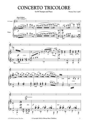 Thomas Doss: Concerto Tricolore: Trumpet