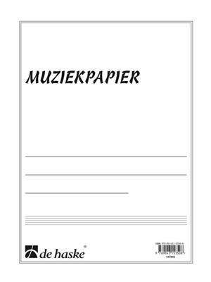 Muziekpapier Multomap A4 23 rings
