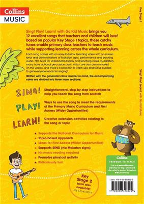 Sing! Play! Learn! with Go Kid Music - Key Stage 1: Vocal