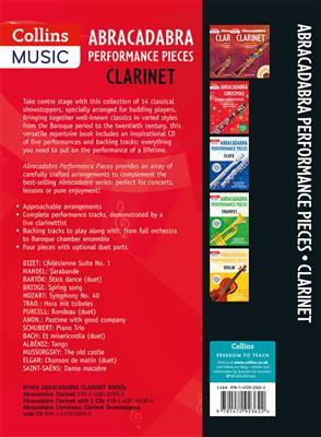 Abracadabra Performance Pieces - Clarinet: Clarinet