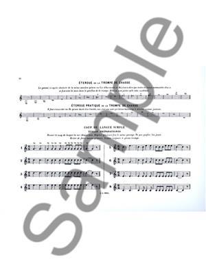 Sombrun: Sombrun: LArt de Sonner de la Trompe Vol.1: Horn