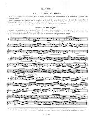 Guillaume Balay: Méthode complète de cornet à pistons, Vol.2: Trumpet
