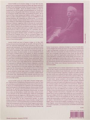 Gabriel Fauré: Gabriel Faure: Piece: Chamber Ensemble