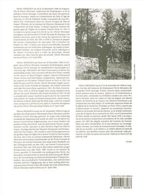 Olivier Messiaen: Ascension: Organ