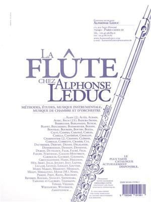 Wolfgang Amadeus Mozart: Mozart: Menuet de M. Duport: Flute