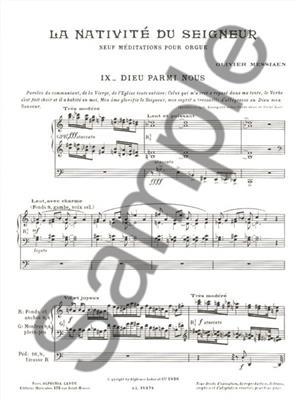 Olivier Messiaen: La Nativité Du Seigneur Vol. 4: Organ