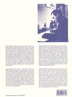 Eugène Bozza: Aria for alto Saxophone - Bozza: Saxophone