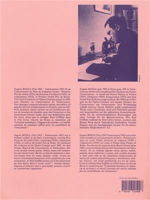 Eugène Bozza: Rhythmic, for Timpani, Percussion and Piano: Drums and Percussion