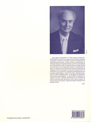 Raymond Gallois-Montbrun: Sarabande Et Finale: Trumpet, Cornet or Flugelhorn