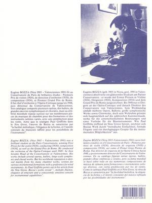 Eugène Bozza: 16 Etudes: Trumpet