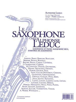 Georg Friedrich Händel: Classique Saxophone Mib N0094: Saxophone