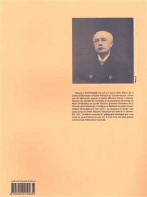 Maurice Hauchard: Pour Distraire Petit Pere: Violin