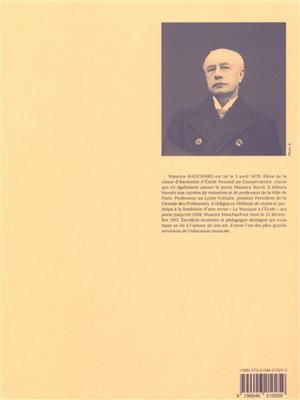 Maurice Hauchard: Pour distraire petit père for Violin and Piano: Violin