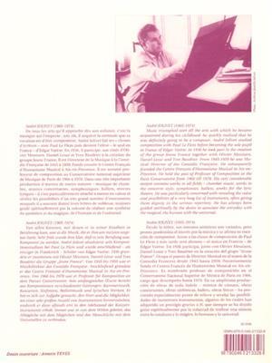 André Jolivet: Fantaisie Caprice For Flute And Piano: Flute