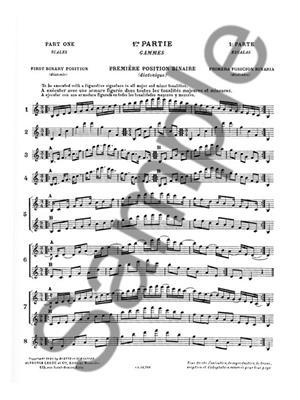 Ferdinand Gillet: Exerc. sur les Gammes, Intervalles et Staccato: Oboe