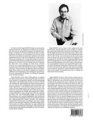 Roger Boutry: 12 Etudes de haut Perfectionnement: Trombone