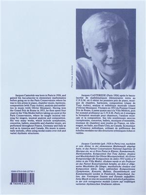 Jacques Castérède: Concertino: Mixed Duet