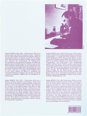 Eugène Bozza: Prélude et Divertissement: Saxophone