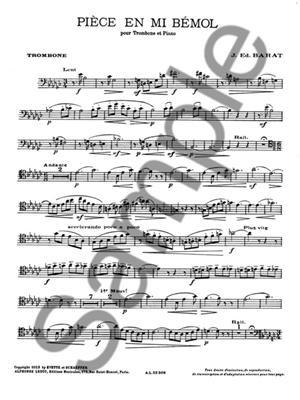 Barat: Piece en MiB: Trombone