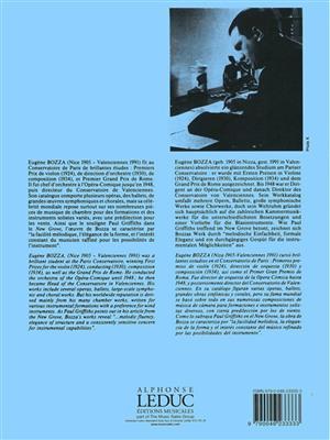 Eugène Bozza: 3 Pièces: Trombone Ensemble