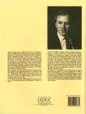 Alain Louvier: Alain Louvier: Etudes pour Agresseurs Vol.1: Piano or Keyboard