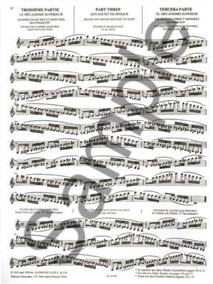 Hyacinthe-Eléonore Klosé: Méthode Complète de Clarinette Volume 2: Clarinet