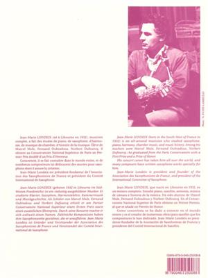Georg Philipp Telemann: Sonata For Alto Saxophone And Piano: Saxophone