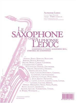 Georg Friedrich Händel: G.F.Handel: Sonata In G Minor: Saxophone