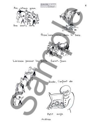 Ribiere-Raverlat: Chant-Musique Elem 1 Annee Livre de L'Eleve Vol. 1: Solfege