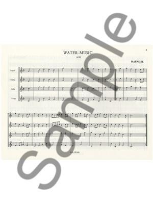 F. Ligistin: Adaptation dAirs et de Danses anciens Vol.7: Recorder Ensemble