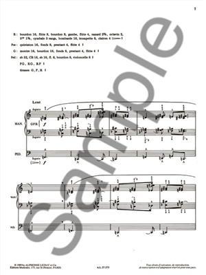 Olivier Messiaen: Livre Du Saint Sacrement: Organ