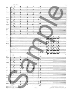 Olivier Messiaen: Olivier Messiaen: La Ville dEn-haut: Orchestra