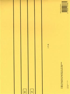 My Manuscript Paper (4): All Instruments