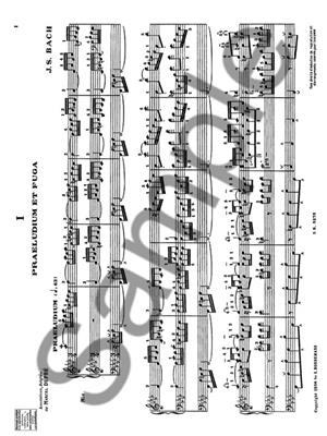 Johann Sebastian Bach: Oeuvres Complètes Pour Orgue Volume 2: Organ