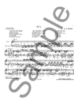 Johann Sebastian Bach: Oeuvres Complètes Pour Orgue Volume 11: Organ