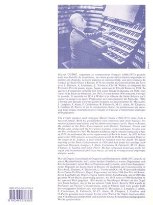 Marcel Dupré: Tombeau Titelouze Op.38: Organ
