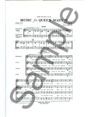 Purcell: Music For Queen Mary 2: Brass Ensemble
