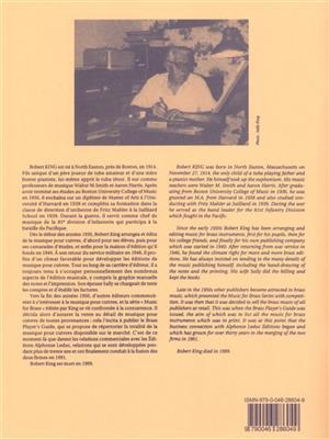 Marco Bordogni: 43 Bel Canto Studies ( Tuba/Bass Trombone ): Trombone