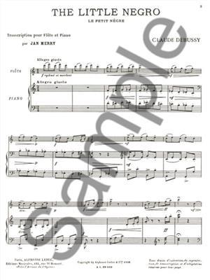 5 Pieces Faciles: Flute