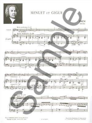 Georges Catherine: Famous Pieces for Violin and Piano: Violin