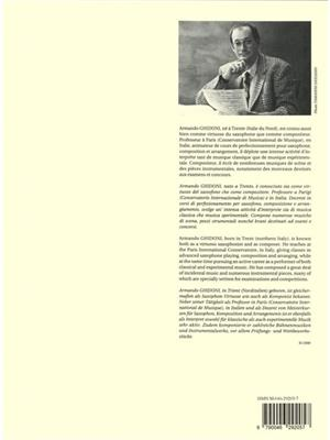 Armando Ghidoni: Romance Et Fantaisie: Oboe