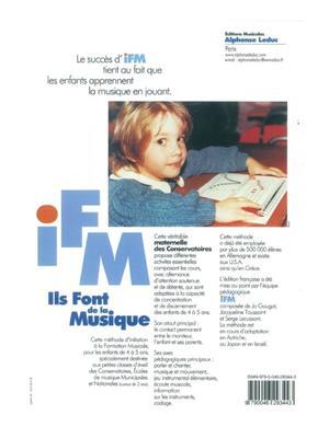 Serge Lecussant: Chante I F M 2eme Annee Album Rouge et Orange: Vocal