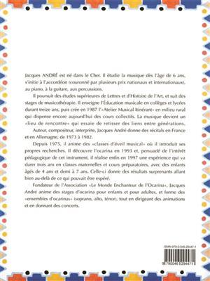 Jacques André: Le Monde En Chanteur de L'Ocarina: World- and Folk instruments